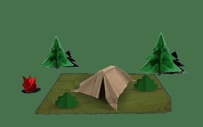 Stovyklavietės , Kaimo turizmo sodybos
