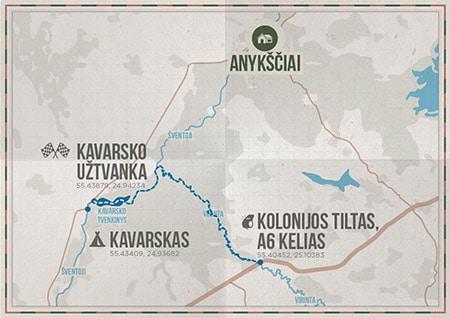 3.1_Kolonijos_tiltas-Kavarskas_Baidares-Virinta_Nuotykiuturizmas.lt