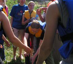 Edukacinės stovyklos vaikams